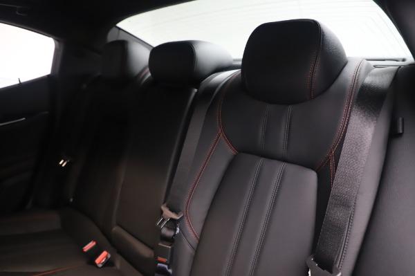 New 2020 Maserati Ghibli S Q4 GranSport for sale $94,935 at Alfa Romeo of Westport in Westport CT 06880 18