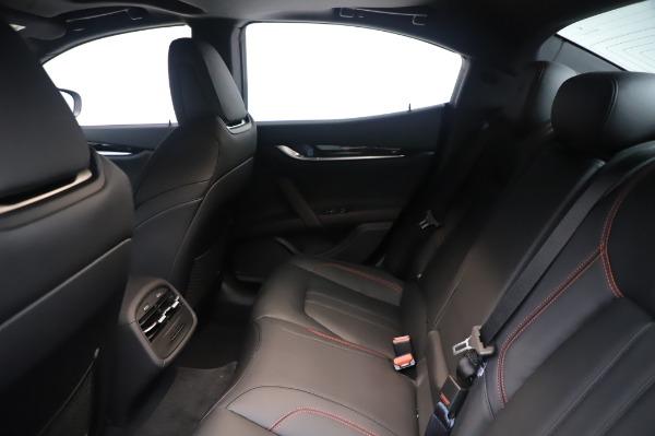 New 2020 Maserati Ghibli S Q4 GranSport for sale $94,935 at Alfa Romeo of Westport in Westport CT 06880 19