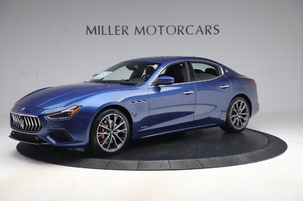 New 2020 Maserati Ghibli S Q4 GranSport for sale $94,935 at Alfa Romeo of Westport in Westport CT 06880 2