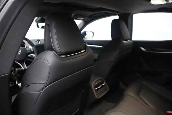 New 2020 Maserati Ghibli S Q4 GranSport for sale $94,935 at Alfa Romeo of Westport in Westport CT 06880 20