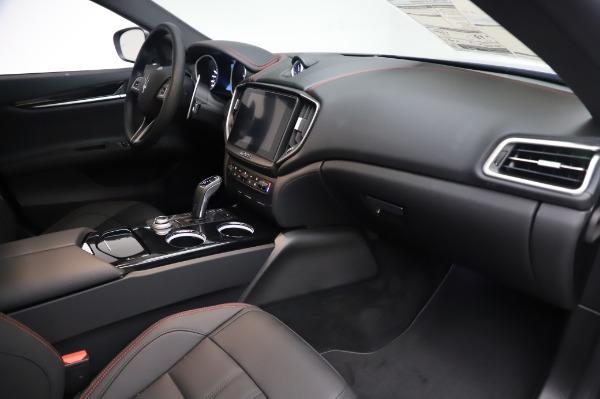 New 2020 Maserati Ghibli S Q4 GranSport for sale $94,935 at Alfa Romeo of Westport in Westport CT 06880 22