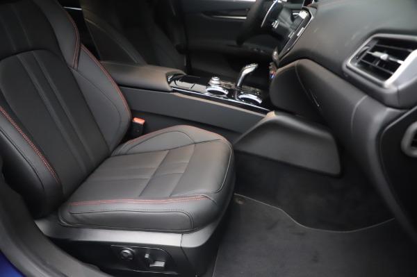 New 2020 Maserati Ghibli S Q4 GranSport for sale $94,935 at Alfa Romeo of Westport in Westport CT 06880 24