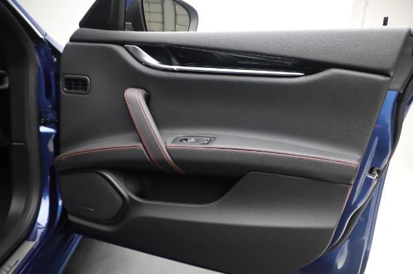 New 2020 Maserati Ghibli S Q4 GranSport for sale $94,935 at Alfa Romeo of Westport in Westport CT 06880 25