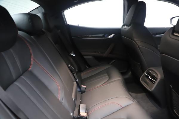 New 2020 Maserati Ghibli S Q4 GranSport for sale $94,935 at Alfa Romeo of Westport in Westport CT 06880 27
