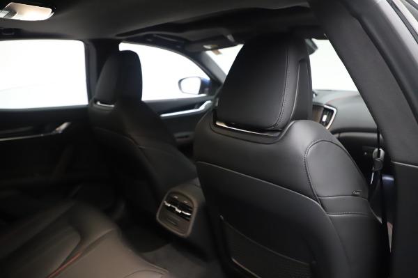 New 2020 Maserati Ghibli S Q4 GranSport for sale $94,935 at Alfa Romeo of Westport in Westport CT 06880 28