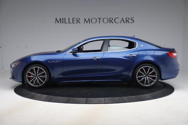 New 2020 Maserati Ghibli S Q4 GranSport for sale $94,935 at Alfa Romeo of Westport in Westport CT 06880 3