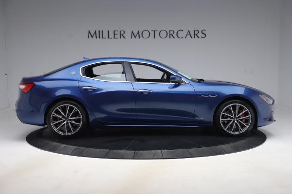 New 2020 Maserati Ghibli S Q4 GranSport for sale $94,935 at Alfa Romeo of Westport in Westport CT 06880 9