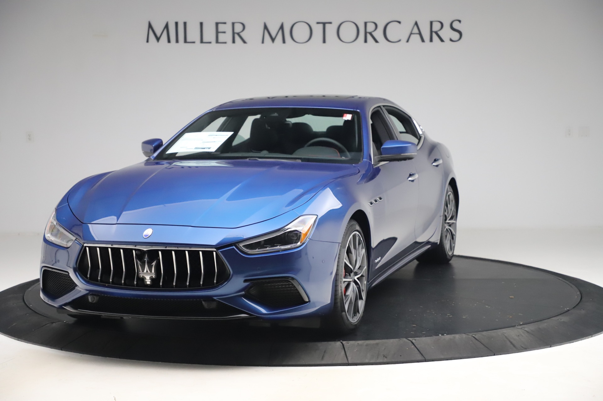 New 2020 Maserati Ghibli S Q4 GranSport for sale $94,935 at Alfa Romeo of Westport in Westport CT 06880 1