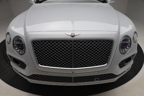 New 2020 Bentley Bentayga Hybrid for sale $220,475 at Alfa Romeo of Westport in Westport CT 06880 13