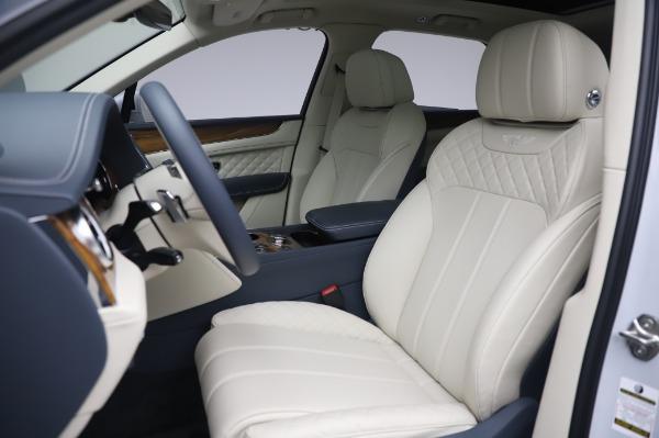 New 2020 Bentley Bentayga Hybrid for sale $220,475 at Alfa Romeo of Westport in Westport CT 06880 20