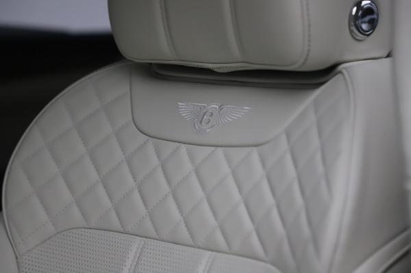 New 2020 Bentley Bentayga Hybrid for sale $220,475 at Alfa Romeo of Westport in Westport CT 06880 21