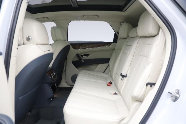 New 2020 Bentley Bentayga Hybrid for sale $220,475 at Alfa Romeo of Westport in Westport CT 06880 23