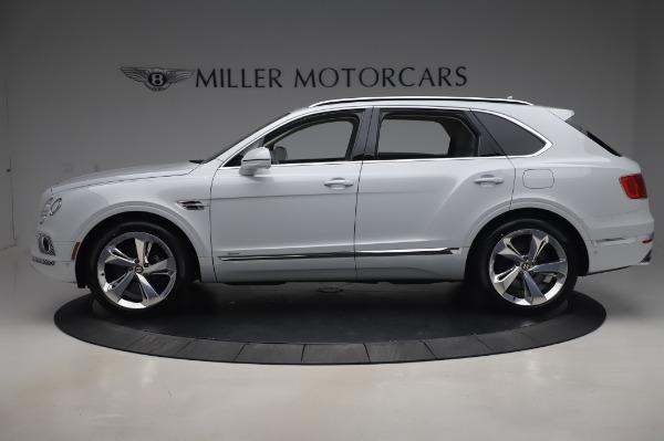 New 2020 Bentley Bentayga Hybrid for sale $220,475 at Alfa Romeo of Westport in Westport CT 06880 3