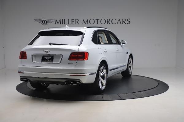 New 2020 Bentley Bentayga Hybrid for sale $220,475 at Alfa Romeo of Westport in Westport CT 06880 7