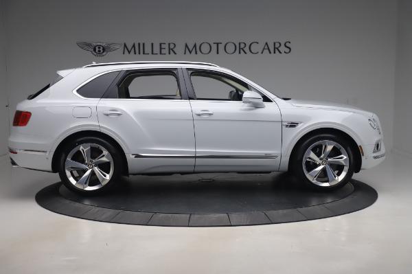 New 2020 Bentley Bentayga Hybrid for sale $220,475 at Alfa Romeo of Westport in Westport CT 06880 9