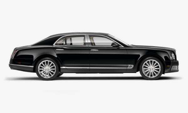 New 2020 Bentley Mulsanne for sale $356,970 at Alfa Romeo of Westport in Westport CT 06880 2