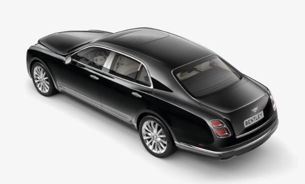 New 2020 Bentley Mulsanne for sale $356,970 at Alfa Romeo of Westport in Westport CT 06880 4