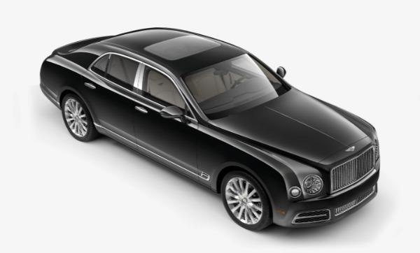 New 2020 Bentley Mulsanne for sale $356,970 at Alfa Romeo of Westport in Westport CT 06880 5
