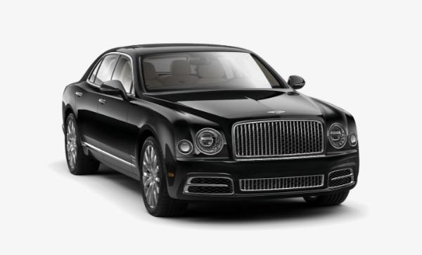 New 2020 Bentley Mulsanne for sale $356,970 at Alfa Romeo of Westport in Westport CT 06880 1