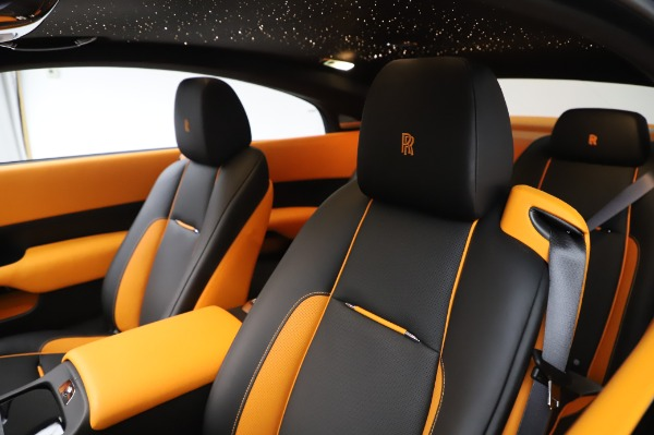 New 2020 Rolls-Royce Wraith for sale $405,625 at Alfa Romeo of Westport in Westport CT 06880 10