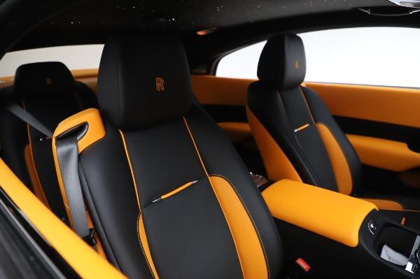 New 2020 Rolls-Royce Wraith for sale $405,625 at Alfa Romeo of Westport in Westport CT 06880 11