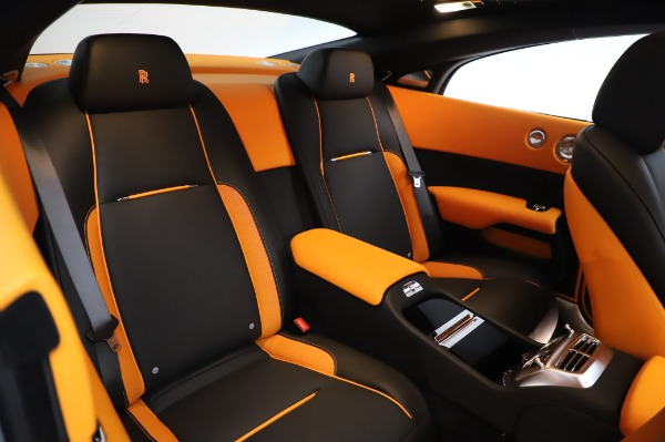 New 2020 Rolls-Royce Wraith for sale $405,625 at Alfa Romeo of Westport in Westport CT 06880 14