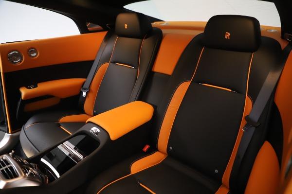New 2020 Rolls-Royce Wraith for sale $405,625 at Alfa Romeo of Westport in Westport CT 06880 15