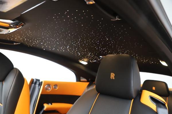 New 2020 Rolls-Royce Wraith for sale $405,625 at Alfa Romeo of Westport in Westport CT 06880 17