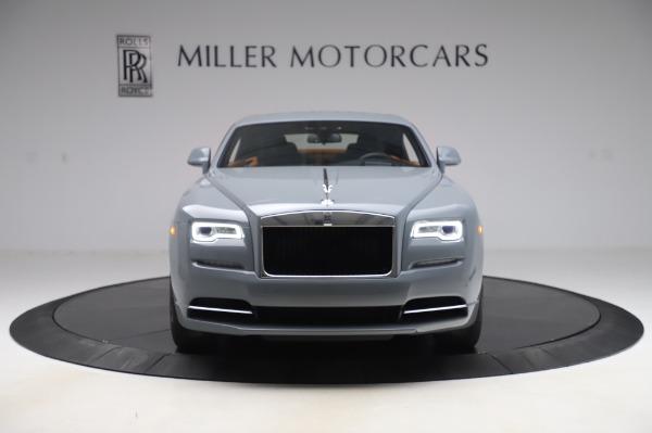 New 2020 Rolls-Royce Wraith for sale $405,625 at Alfa Romeo of Westport in Westport CT 06880 2
