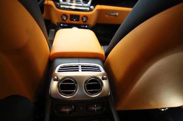New 2020 Rolls-Royce Wraith for sale $405,625 at Alfa Romeo of Westport in Westport CT 06880 22