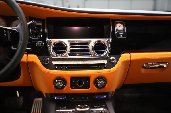 New 2020 Rolls-Royce Wraith for sale $405,625 at Alfa Romeo of Westport in Westport CT 06880 23