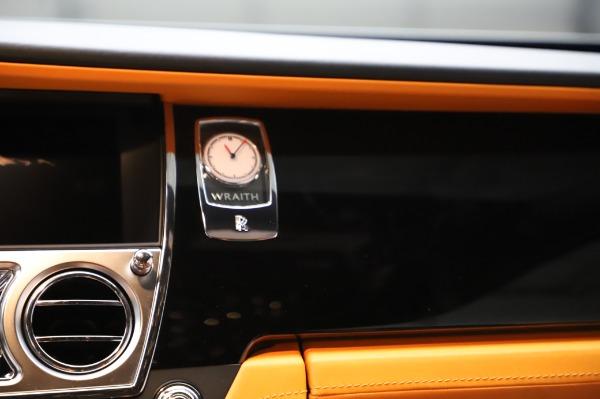 New 2020 Rolls-Royce Wraith for sale $405,625 at Alfa Romeo of Westport in Westport CT 06880 24