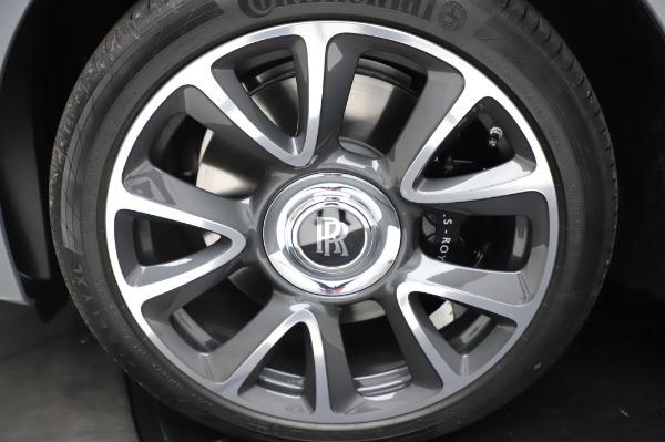 New 2020 Rolls-Royce Wraith for sale $405,625 at Alfa Romeo of Westport in Westport CT 06880 25