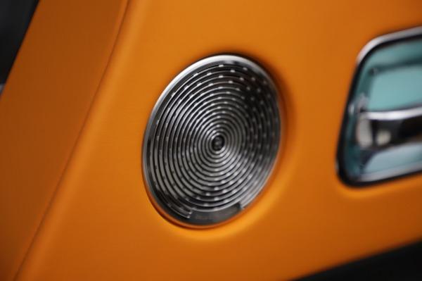 New 2020 Rolls-Royce Wraith for sale $405,625 at Alfa Romeo of Westport in Westport CT 06880 28