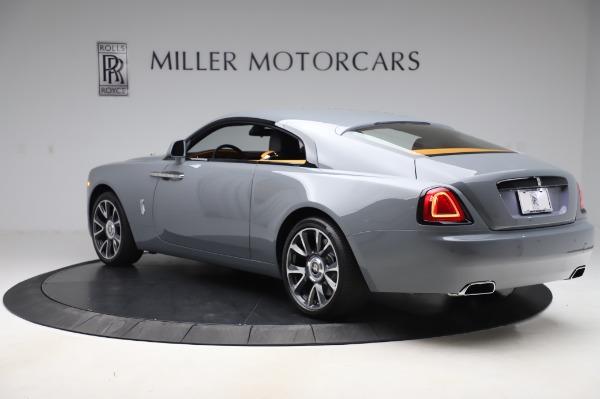 New 2020 Rolls-Royce Wraith for sale $405,625 at Alfa Romeo of Westport in Westport CT 06880 4