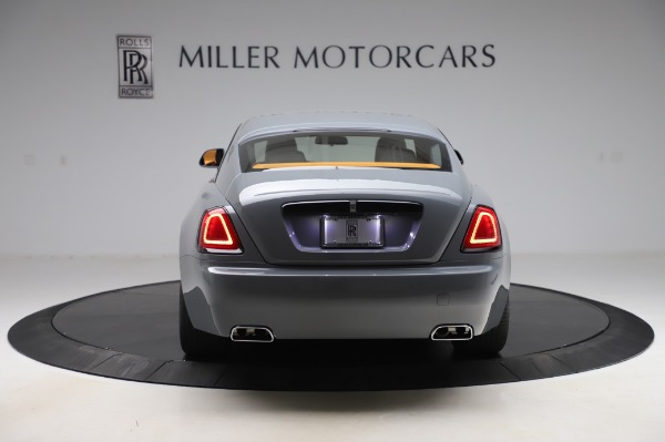 New 2020 Rolls-Royce Wraith for sale $405,625 at Alfa Romeo of Westport in Westport CT 06880 5