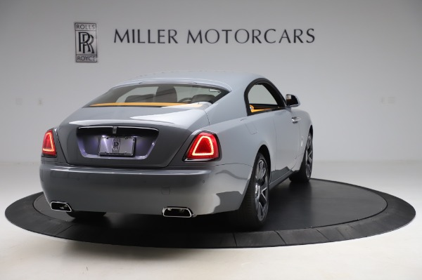New 2020 Rolls-Royce Wraith for sale $405,625 at Alfa Romeo of Westport in Westport CT 06880 6