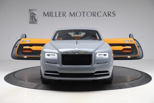 New 2020 Rolls-Royce Wraith for sale $405,625 at Alfa Romeo of Westport in Westport CT 06880 9