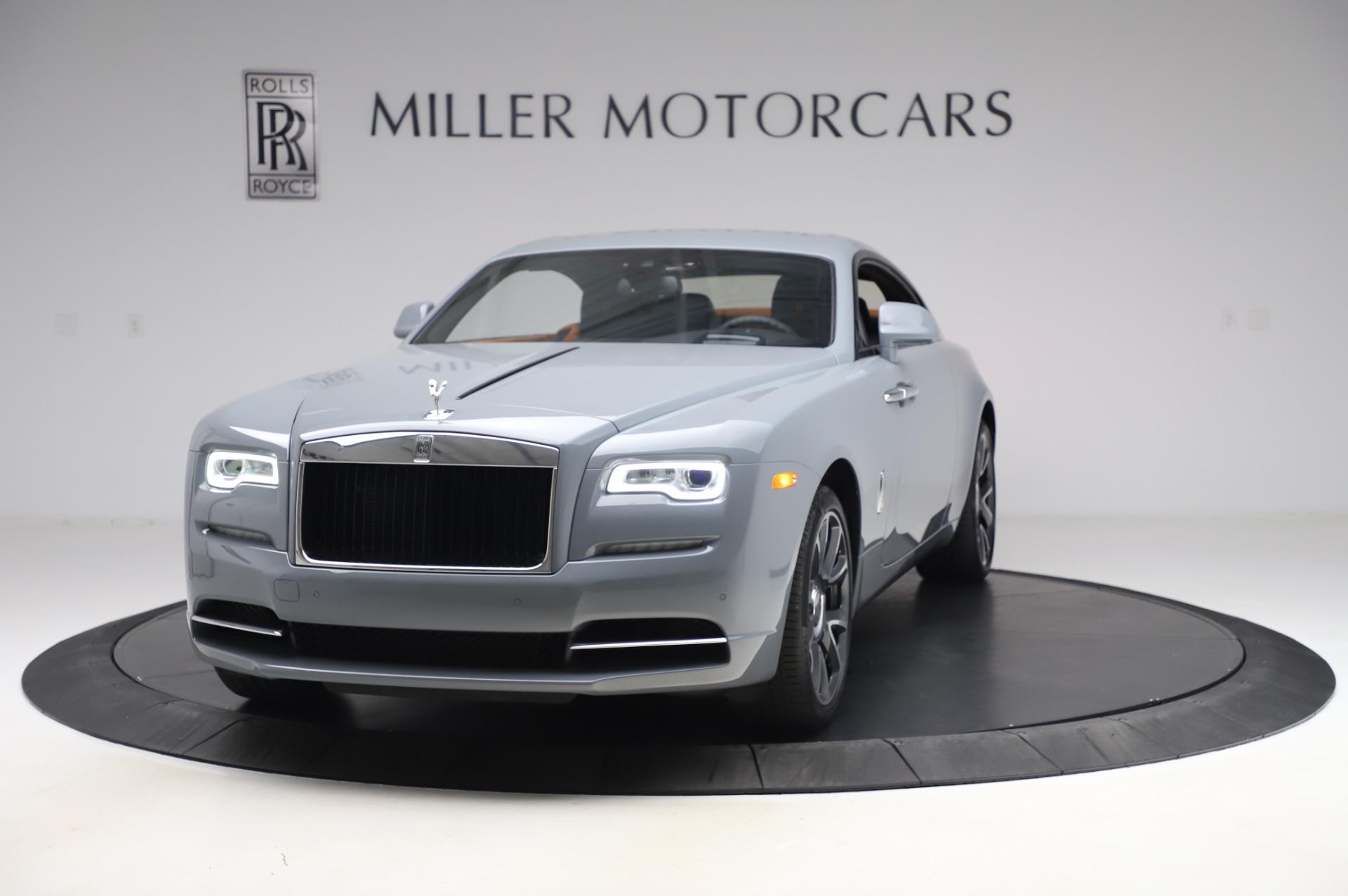 New 2020 Rolls-Royce Wraith for sale $405,625 at Alfa Romeo of Westport in Westport CT 06880 1