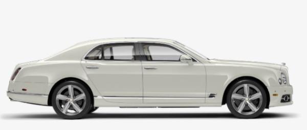 New 2020 Bentley Mulsanne Speed for sale $376,340 at Alfa Romeo of Westport in Westport CT 06880 2