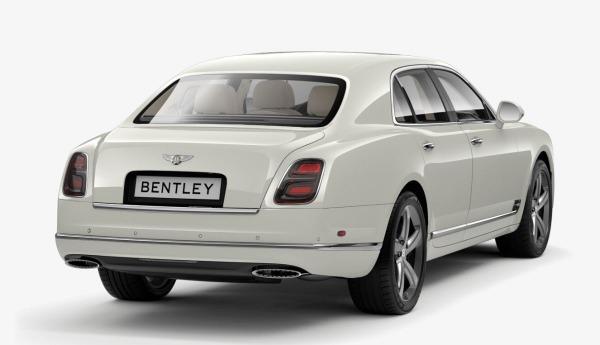 New 2020 Bentley Mulsanne Speed for sale $376,340 at Alfa Romeo of Westport in Westport CT 06880 3