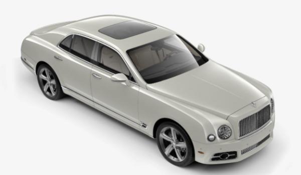 New 2020 Bentley Mulsanne Speed for sale $376,340 at Alfa Romeo of Westport in Westport CT 06880 5