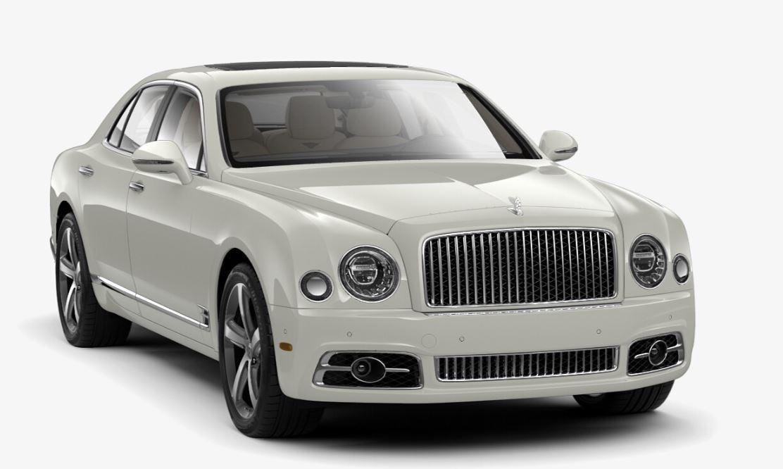 New 2020 Bentley Mulsanne Speed for sale $376,340 at Alfa Romeo of Westport in Westport CT 06880 1