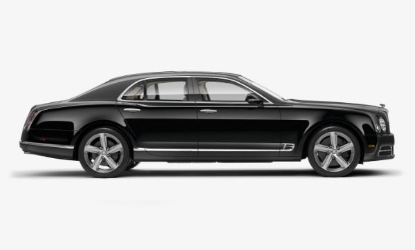 New 2020 Bentley Mulsanne Speed for sale Sold at Alfa Romeo of Westport in Westport CT 06880 2