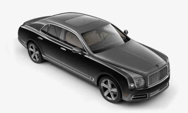 New 2020 Bentley Mulsanne Speed for sale Sold at Alfa Romeo of Westport in Westport CT 06880 5