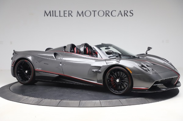 Used 2017 Pagani Huayra Roadster for sale Call for price at Alfa Romeo of Westport in Westport CT 06880 14