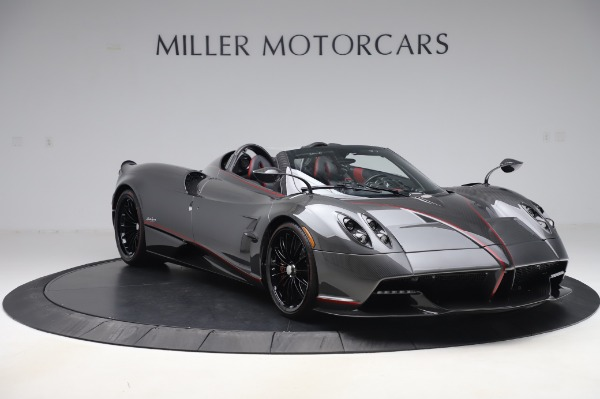 Used 2017 Pagani Huayra Roadster for sale Call for price at Alfa Romeo of Westport in Westport CT 06880 15