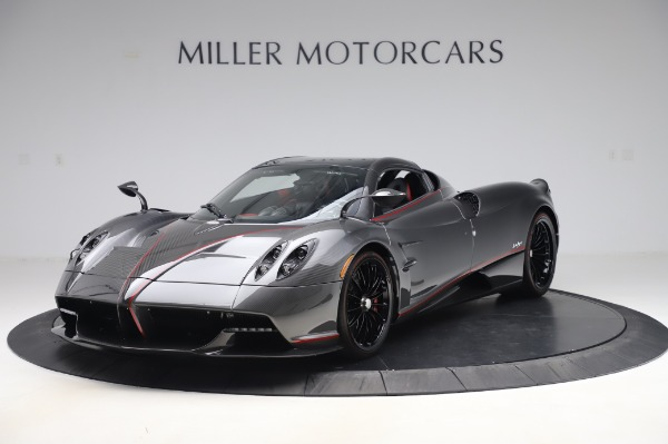 Used 2017 Pagani Huayra Roadster for sale Call for price at Alfa Romeo of Westport in Westport CT 06880 17