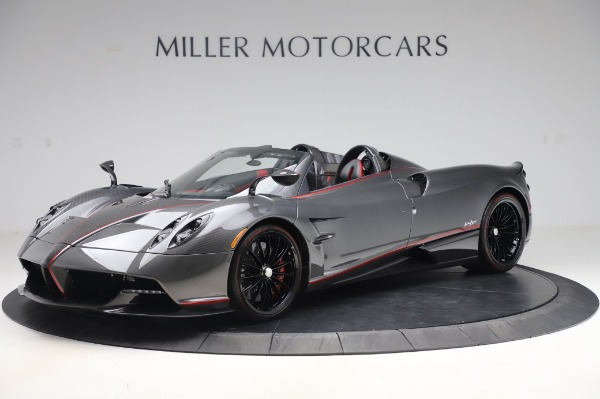Used 2017 Pagani Huayra Roadster for sale Call for price at Alfa Romeo of Westport in Westport CT 06880 2