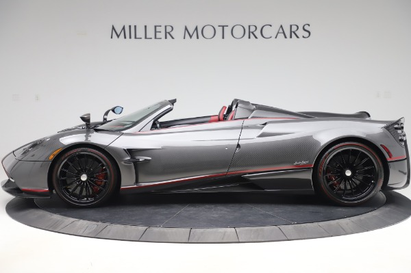 Used 2017 Pagani Huayra Roadster for sale Call for price at Alfa Romeo of Westport in Westport CT 06880 3
